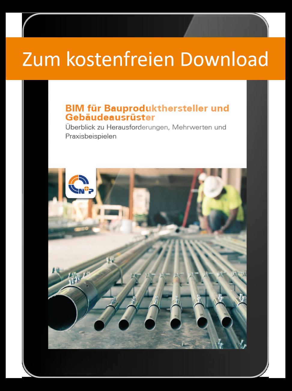 CCP | Download-Whitepaper BIM für Gebäudeausrüster